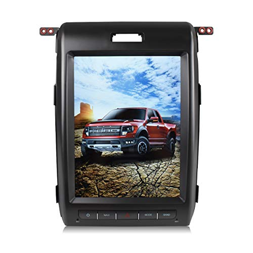 Krandonet Android 6.0 12.1' Vertical Screen car Radio GPS Navigation for Ford...