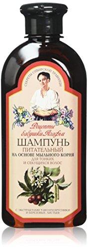 Reshenie - Grandma agafia recetas nutritivas champú para pelo de división de fino y 350ml
