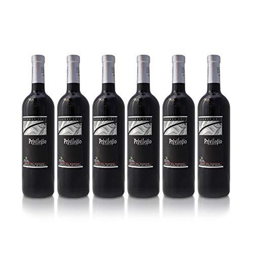 Viña Romale - Vino Crianza Privilegio Viña Romale - Pack de 6 botellas