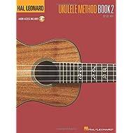 Hal Léonard - Ukulele method book 2 (Hal Leonard Book)