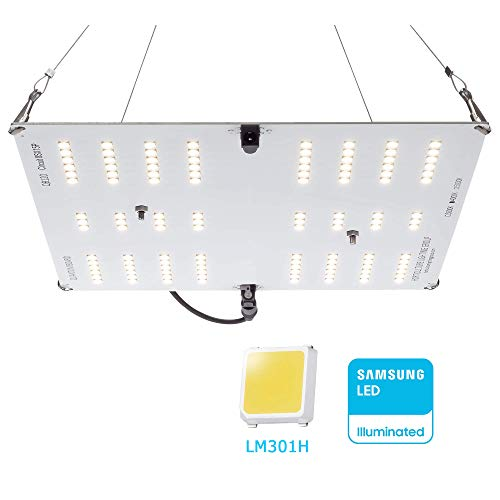 HLG 65 V2 4000K Horticulture Lighting Group Quantum Board LED Grow Light Veg & Bloom 4000K | Version 2 High-Efficiency Upgraded Samsung LM301B LED's