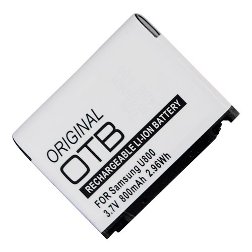 - Akku für Samsung SGH-U900 Soul 800mAh Li-Ionen (AB653039CE)