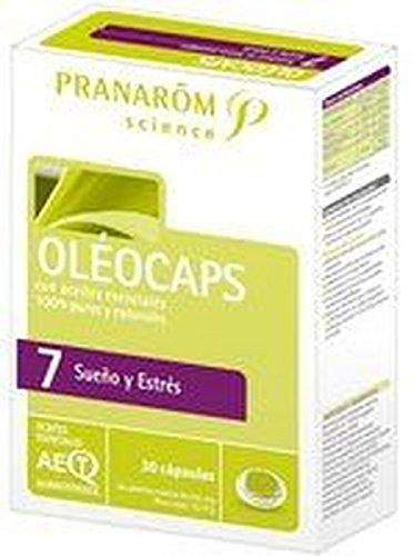 Oleocaps 7 Sueño y Estrés 30 cápsulas de Pranarom