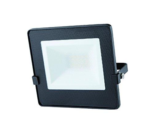 Masterplug Proyector LED, 10 W, Negro