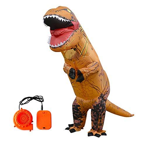 Disfraces Inflables, Disfraz Trex, Disfraz De Dinosaurio, Trajes De Dinosaurio Inflables, Traje De Tiranosaurio Rex, Disfraz De Dinosaurio Inflable T-Rex, Jurassic World, Halloween para Adultos