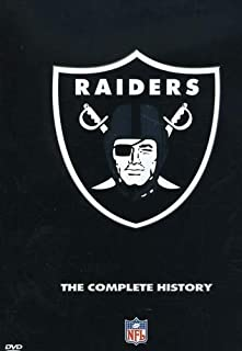 Oakland Raiders: The Complete History