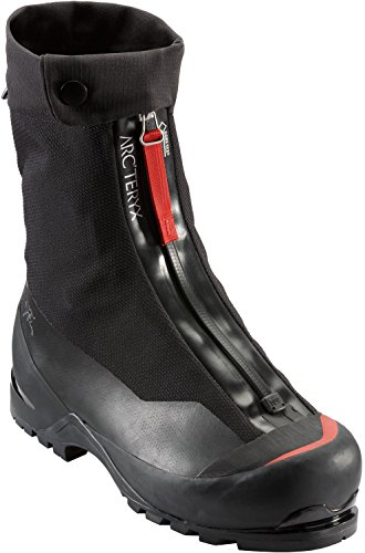 Arc'teryx Acrux AR Mountaineering Boot - Men's Black/Cajun 9