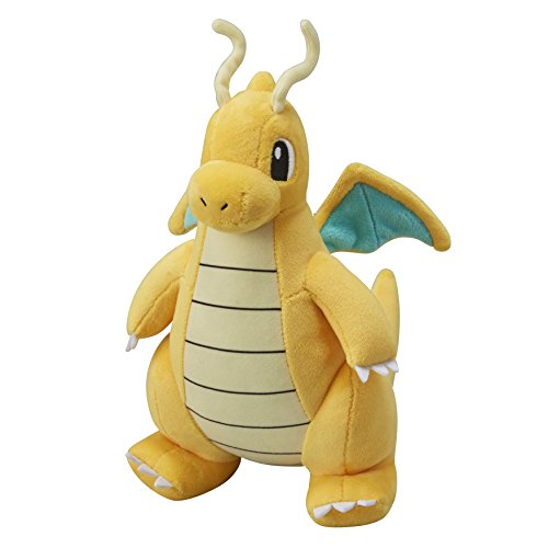 Pokemon-Center Original Plüsch Doll Dragonite / Dragoran(Pokemon Go)