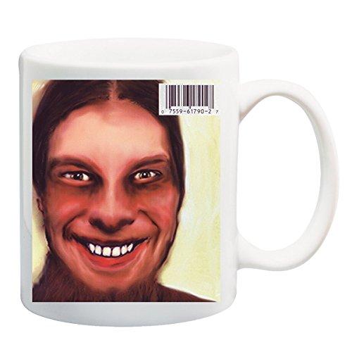 Aphex Twin Portrait Drawing T-shirt mok