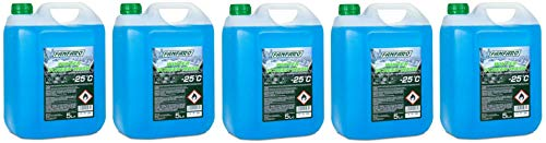 FANFARO Screenwash – 25C All Seasons Winter, 25 litros