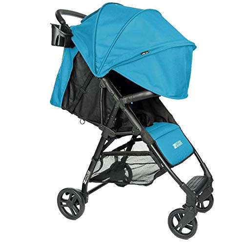 The Tour+ (Zoe XL1) - Best Everyday Single Stroller with Umbrella - Tandem...
