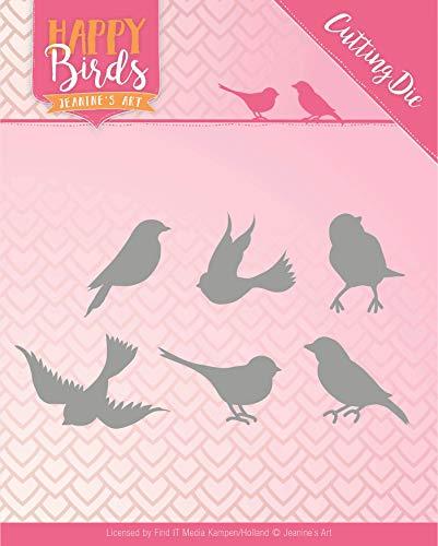 Jeanine's Art Jeanine sterft HPPY vogels, 0, een maat