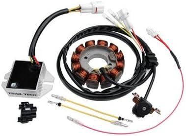 Trail Tech Complete Stator Kit 100 for 525 Watt Max 62% OFF XC-W 2007 KTM Tampa Mall