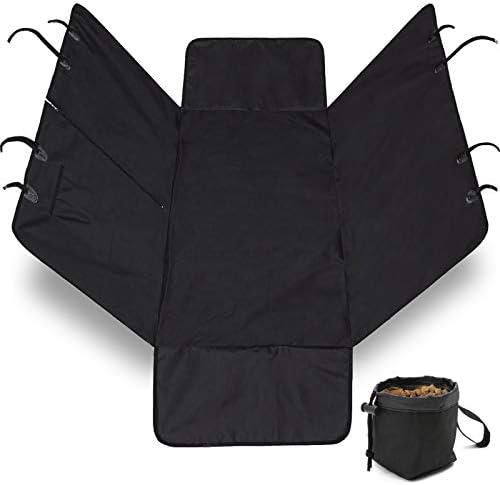 Gorilla Grip Original Durable Slip Resistant Waterproof Dog Car Seat Protector Cover Backseat product image