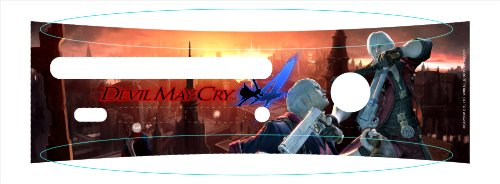 Faceplate - Devil May Cry 4 - LIMITED EDITION