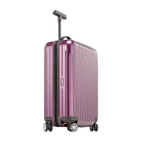 RIMOWA Salsa Air 53,3 cm Handgepäck, leichte Kabine mit mehreren Rädern, 33 l, Spinner-Koffer, violett