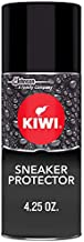 KIWI Sneaker Protector 4.25 oz - Stain Repellent and Waterproof Spray for Shoes. for All Shoe Materials and Colors. Step 2 of The 3-Step Sneaker Care System (1 Aerosol Spray Can)