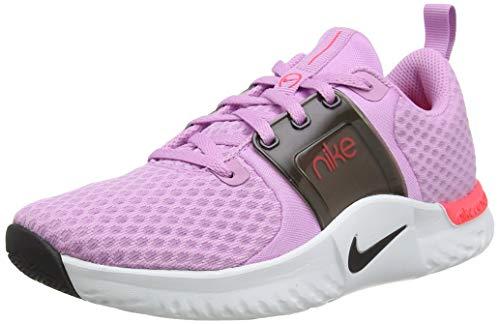 Nike Damen Renew In-Season Tr 10 Straßen-Laufschuh, Beyond PINK/Black-FL, 37.5 EU