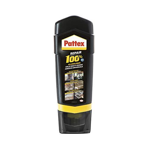 Pattex Repair 100% Alleskleber, starker Kleber für den Innen- und Außenbereich, Klebstoff zur Reparatur für verschiedene Materialien, 1x100g
