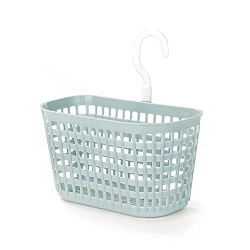 Plastic badkamer hangmand badkamer wandbehang wasmand hangende afvoer opbergmand badkamer opbergmand