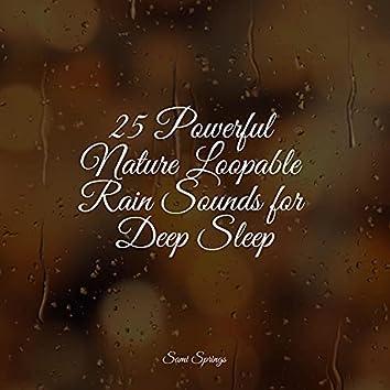 25 Powerful Nature Loopable Rain Sounds for Deep Sleep