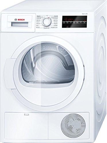Bosch WTG86400 Serie 6 Kondensations-Trockner / B / 561 kWh/Jahr / 8 kg / Weiß mit Glastür / AutoDry / EasyClean Filter / SensitiveDrying System
