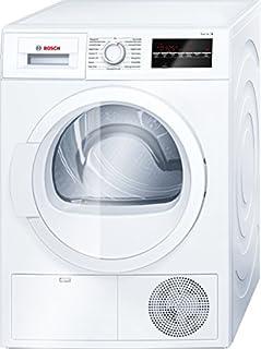 Bosch WTG86400 Serie 6 Kondensationstrockner / Energieeffizienz B / 561 kWh/Jahr / 8 kg / weiß / AutoDry / Easy Clean Filter (B01484LB4M) | Amazon price tracker / tracking, Amazon price history charts, Amazon price watches, Amazon price drop alerts