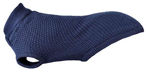 Trixie 67722 Fleischpullover, XXS, 24 cm, blau