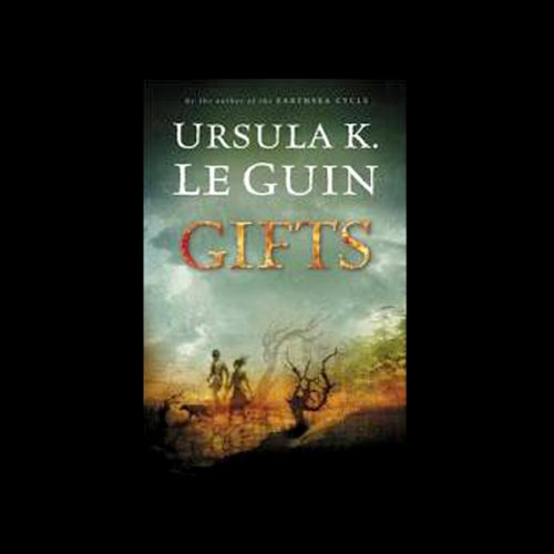 Gifts audiobook cover art