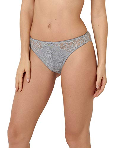 Sans complexe, Ariane Tanga, Gris (Gris Nuage), 38 (Taille Fabricant: 38/40)