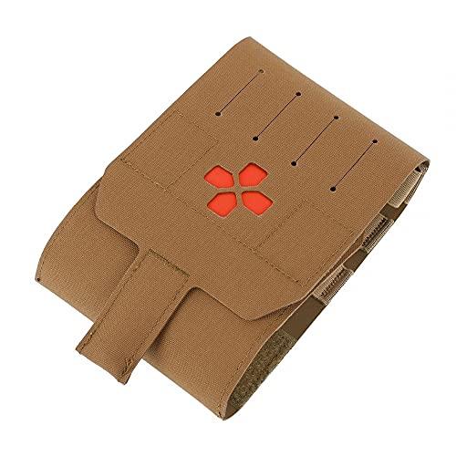 MiOYOOW Bolsa de primeros auxilios, bolsa táctica multifuncional para caza al aire libre