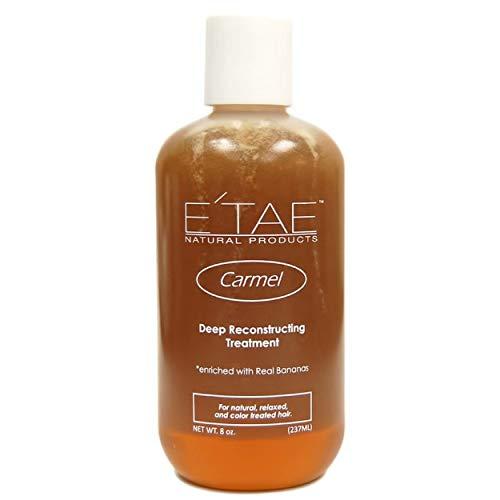 E'TAE Natural Products - Carmel Deep Reconstructing Treatment 8oz by E'TAE Natural Products