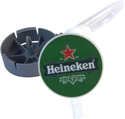 Beertender - Juego de 10 tubos para boquilla de cerveza, para Seb y Krups