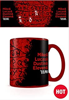 Stranger Things SCMG25282 Mug, Ceramic