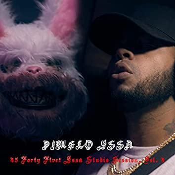 Yssa Studio Sessions, Vol. 4 (feat. 45fortyfive)