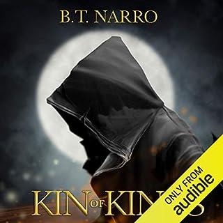 Kin of Kings (The Kin of Kings: Book 1) audiobook cover art