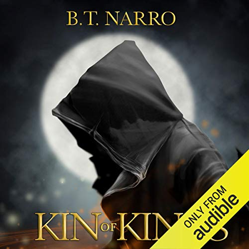 Page de couverture de Kin of Kings (The Kin of Kings: Book 1)