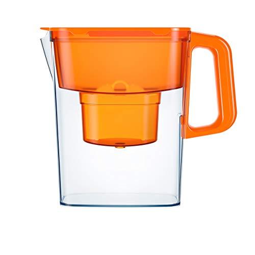 Aquaphor Carafe filtrante compacte 2,4 l Orange.