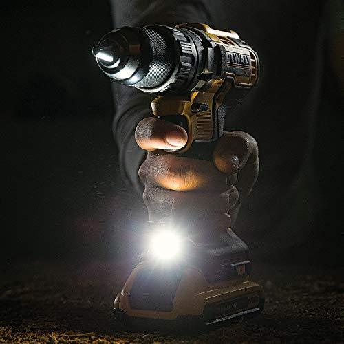 デウォルト(DeWALT)18Vブラシレス振動ドリルDCD796M2-JP
