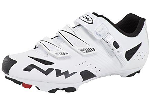 Northwave Hammer SRS - Zapatillas MTB Hombre - blanco Talla 43 2015