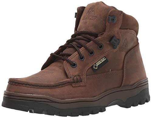 Rocky Men's Outback Hunting Boot,Brown,10 M US