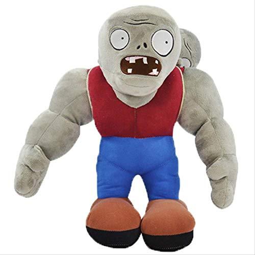 Ylout Cartoon Pflanzen Vs Zombies Plüschtiere,Plüsch Stofftiere,Puppe Geschenke Für Kinder Kinder 30Cm
