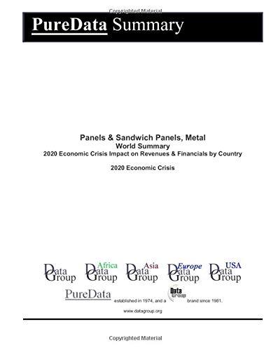 Panels & Sandwich Panels, Metal World Summary: 2020 Economic Crisis Impact on Revenues & Financials by Country