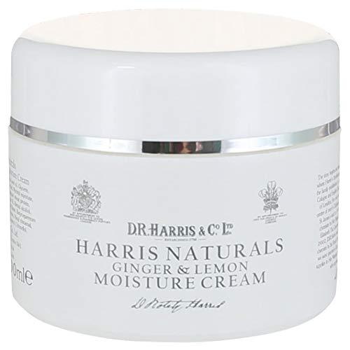 D.R. Harris - Ginger & Lemon Moisture Cream - Feuchtigkeitscreme - 50 ml