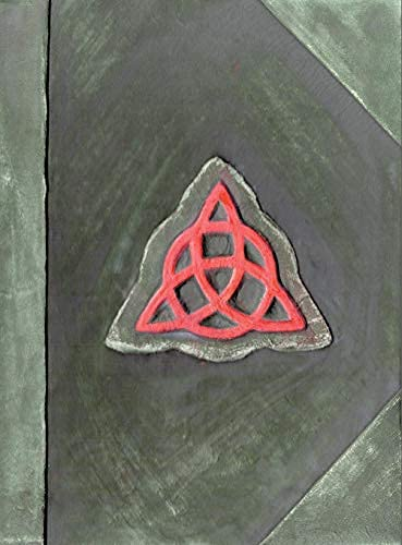 Charmed Book of Shadows Replica by Rodriguez de Leon, Yirka Marjorie