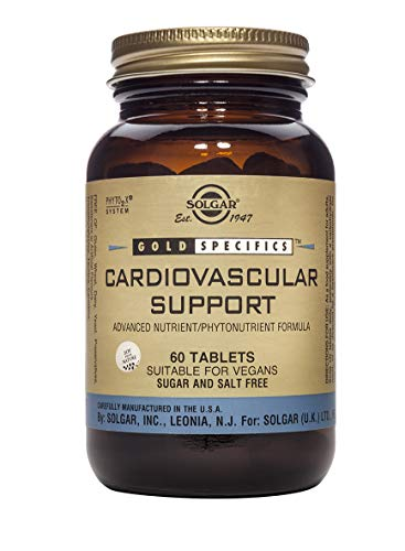 Solgar Gold Specifics Cardiovascular Support Comprimidos - Envase de 60