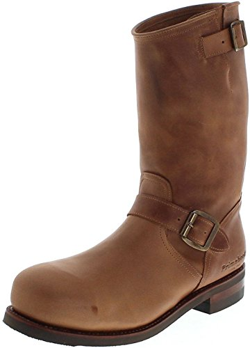 FB Fashion Boots Unisex Biker Boots 43479 Espanol Engineerstiefel Braun Primeboots 40 EU