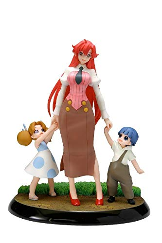 LAD Wave Gurren Lagann: Teacher Yoko 1/8 PVC Figure Statue Limited Collection Popular Cartoon Anime Manga Doll Peripherals