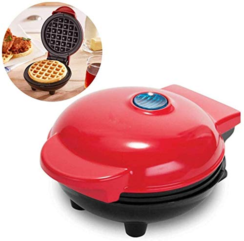 Ontbijt Wafelkegel Maker Pan Roterende Wafel Machine Sandwich Iron Pan - DIY Baking Cake Maker Muffin Tray Machine