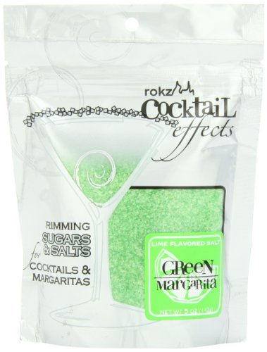 Rokz Green Margarita Salt, 5 Ounce